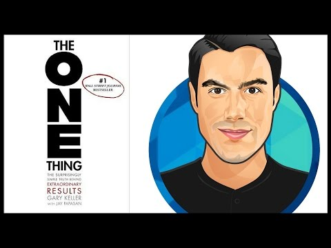 10 Best Ideas | The ONE Thing | Gary Keller | Book Summary