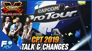 Capcom Pro Tour 2019 - What's New + Discussion - Street Fighter 5 Arcade Edition