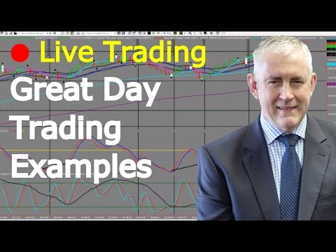 Great Day Trading Examples And Live Trades