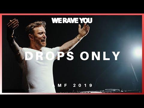 David Guetta Drops Only @ AMF 2019 | Amsterdam Music Festival 2019