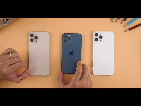 iPhone 12 Pro Max màu nào đẹp nhất?