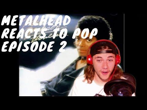 Metalhead Reacts to Pop - Human Nature (Michael Jackson) - Episode 2