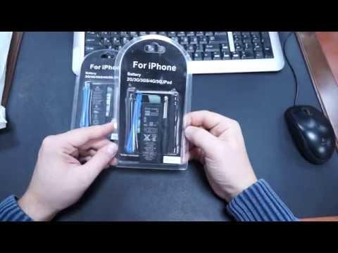 Аккумуляторы для iPhone 5 и для iphone 5s - в чем разница