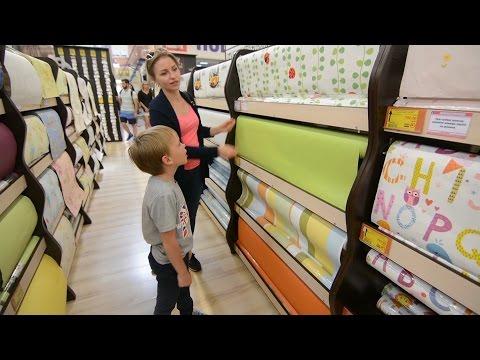 ВЛОГ Ремонт детской комнаты  Начало/ Vlog Repair children's room