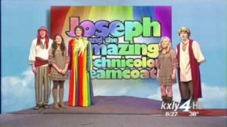 joseph and the amazing technicolor dreamcoat kxly
