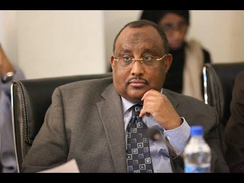 Sir Qarsoon oo Halis ah Iyo Shirka Muqdhisho Iyo Halista Somalia