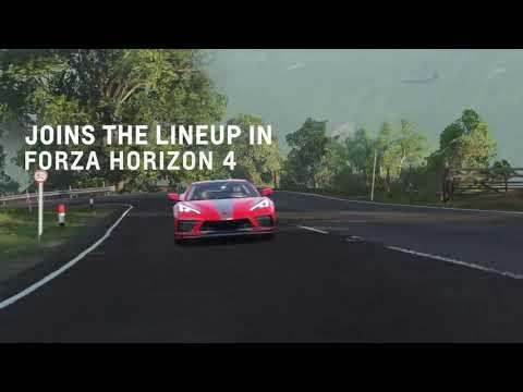 Chevrolet Corvette C8 Forza Horizon 4