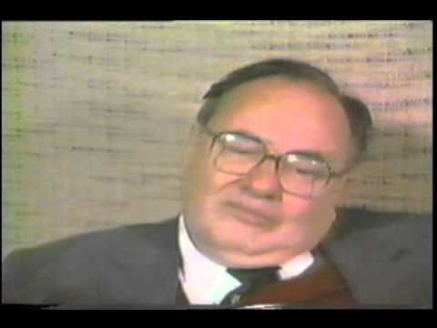 Larson Collection interview with Arthur L. Schawlow