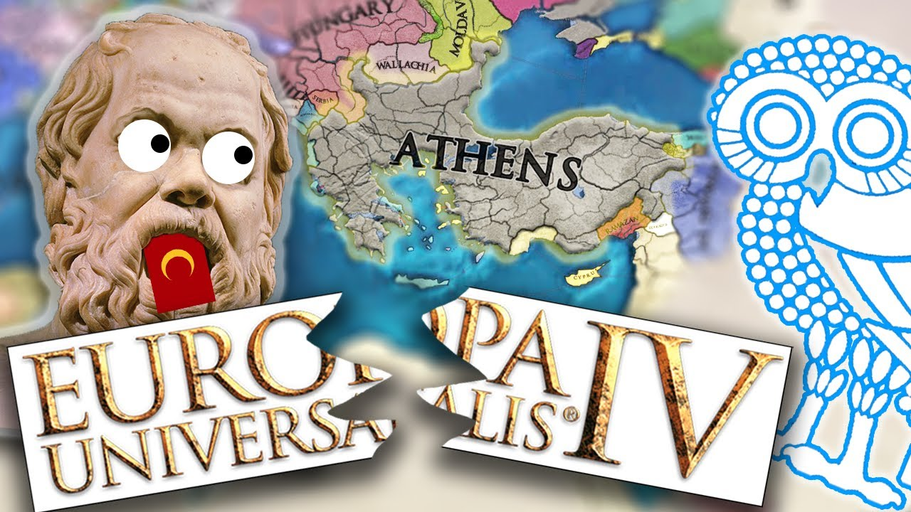 Download I BROKE EU4 by playing as Athens...