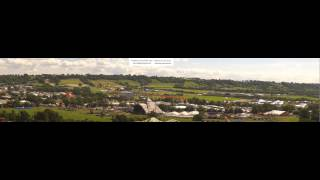 48 Days of Glastonbury 2015 in 2 Minutes (Time lapse)