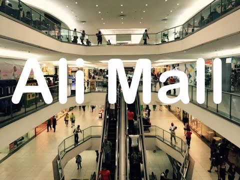 Ali Mall Overview Walking Tour Araneta Center Cubao Quezon City by HourPhilippines.com