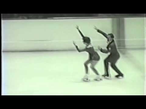 Memories of the 1960 World Figure Skating Championships