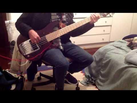 Jon Finn Group - Return From Timbuktu (Bass Cover)