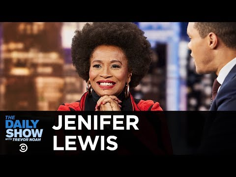 "Jenifer Lewis - Pursuing a Mighty Dream as ""The Mother of Black Hollywood"" 