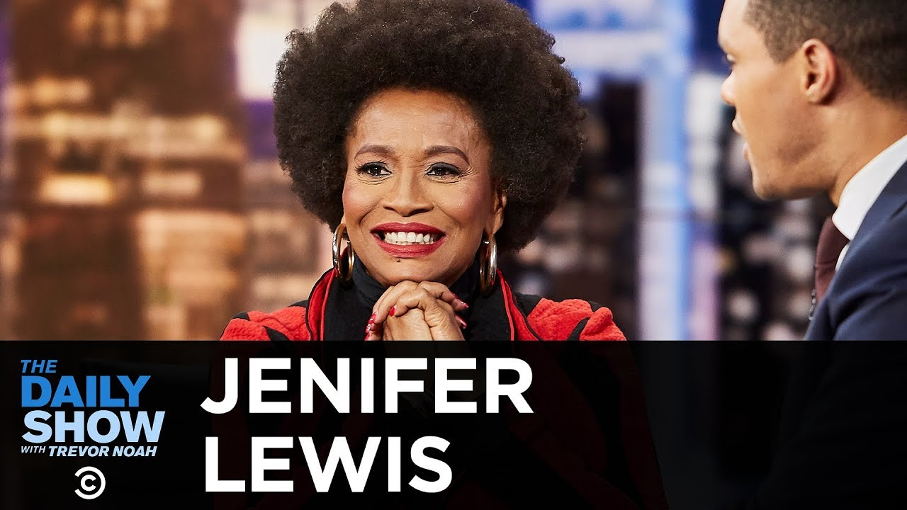"""Jenifer Lewis - Pursuing a Mighty Dream as """"The Mother of Black Hollywood"""" 