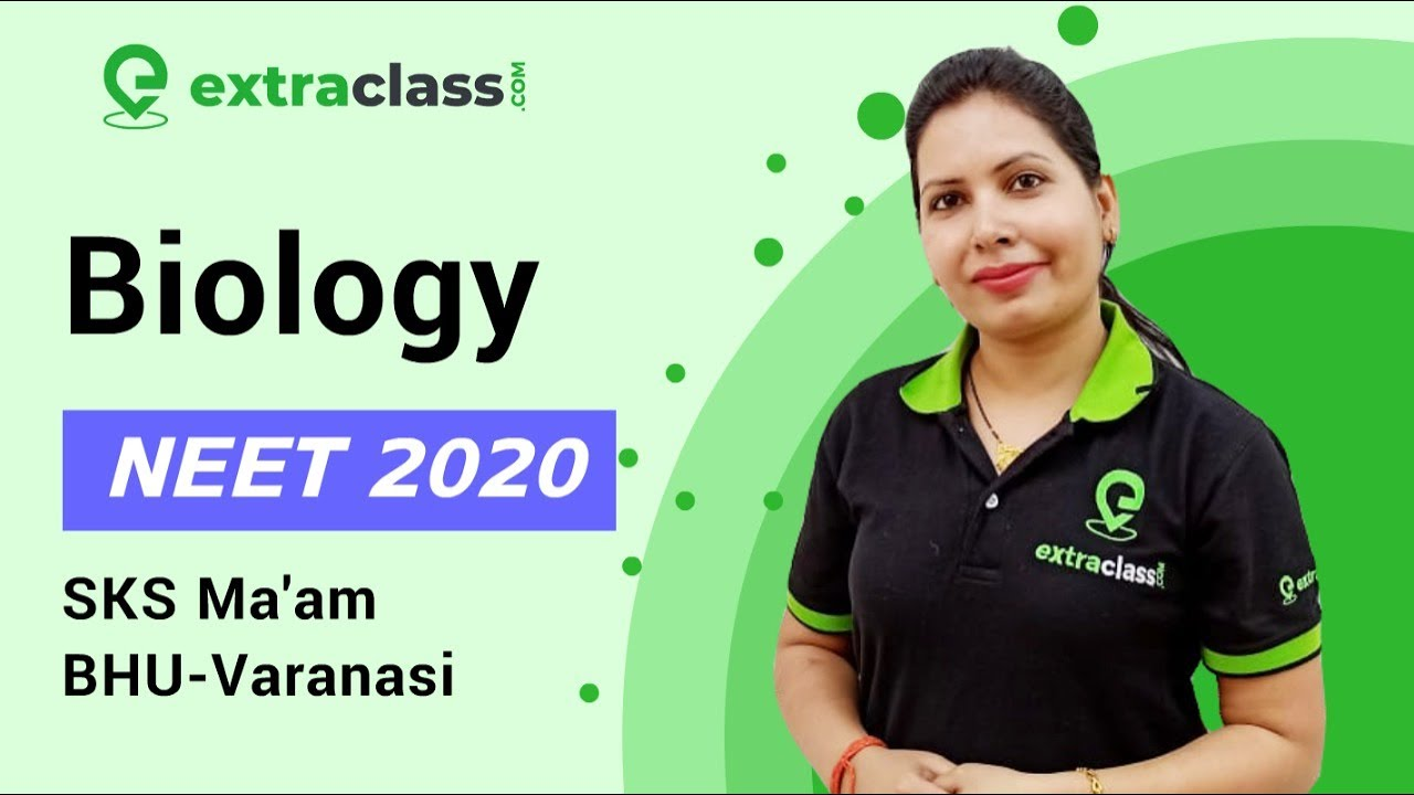 Reproduction in Organisms (Lecture 4) | Biology | NEET | SKS Ma'am | Extraclass