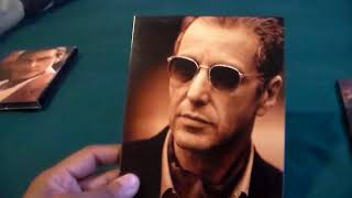 The Godfather Trilogy Collection DVD Review