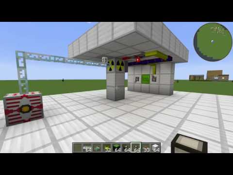 AKW Tutorial - Max EU Output - Minecraft 1.7.10 + Industrial Craft 2 - Nuclear Reactor