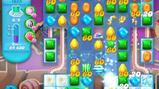 Candy Crush Soda Saga Level 1023 - NO BOOSTERS