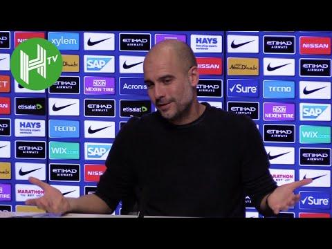 Man City v Liverpool | Pep Guardiola: Liverpool have history on their side in title race