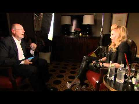 Madonna Interviewed by Harry Smith for Rock Center with Brian Williams 4:18:12