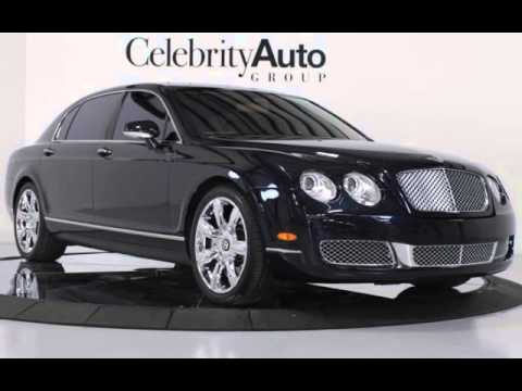 2007 Bentley Continental Flying Spur For Sale In Sarasota Fl Youtube