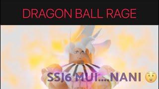 Roblox Dragon Ball Z: Rage(All Transformation)💪