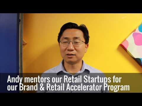 Andy Chu of Sears talks Mentoring Retail Startups