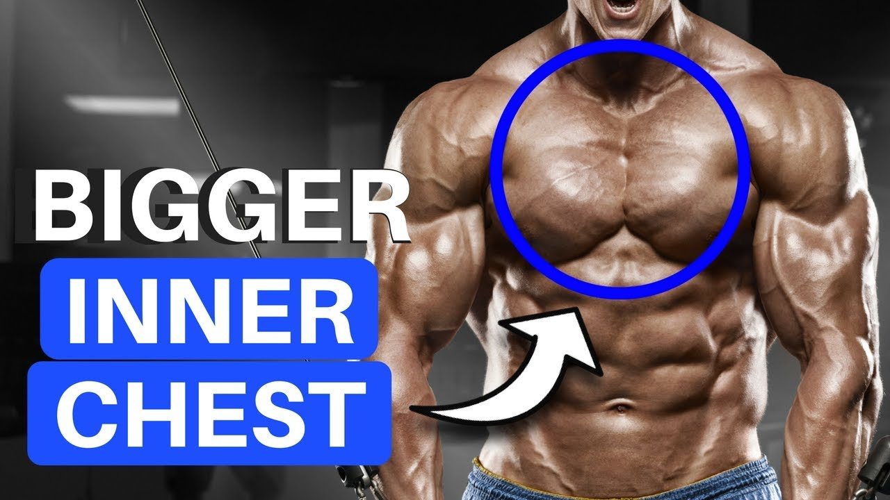 3 Exercises To Build Your Inner Chest
