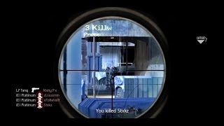 iE I Platiinum | #TheReturn | A COD4 Montage