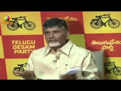 TDP chief N Chandrababu Naidu victory speech - Indian Election results 2014