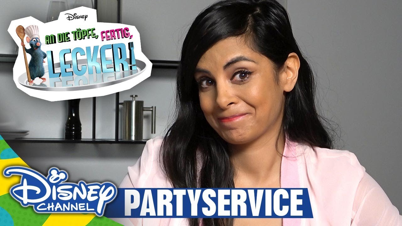 AN DIE TÖPFE, FERTIG, LECKER! - Partyservice | Disney Channel