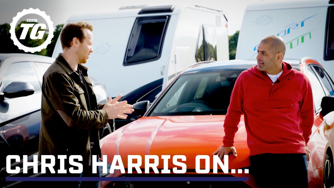 Chris Harris on... Lamborghini Urus vs Audi RS6: The Ultimate Family Car? | Top Gear