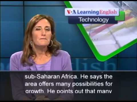 Africa Grows as a Market for Tech Products