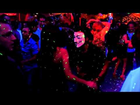 "Salsa at ""Agua de Luna"" Club - Barcelona - Halloween"