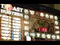 G Squared Toast Busters Pub Fruit Machine Game Play