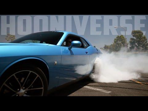 Dodge Challenger 392 Hemi Scat Pack Shaker: Long name... lots of fun