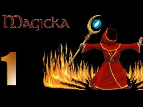 Magicka прохождение с Карном. Часть 1