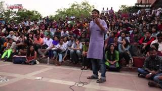 Kanhaiya Kumar Speech At JNU Campus