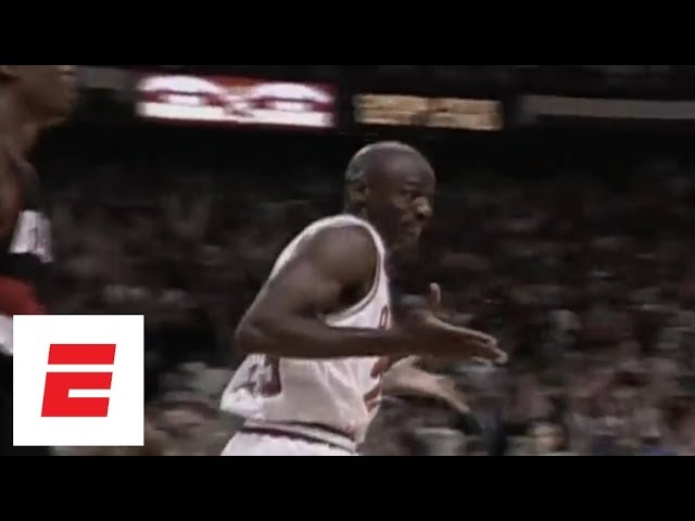 78362b392e4b The Pose. The Flu Game. The Shrug. Michael Jordan s top 56 moments of his  career in honor of his 56th birthday. - Chicago Tribune