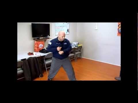 baton defense training
