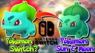 Pokemon Switch: New 3D Models?! (Speculation)