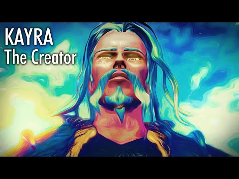 KAYRA | The Creator | Turkic Mythology 1 (Türk Mitolojisi)