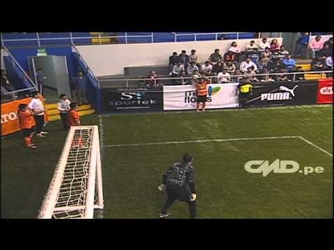 Lima FC 3 (0)- (2) 3 Sport Callao (Fecha 3 - Súper Liga Movistar Fútbol 7)