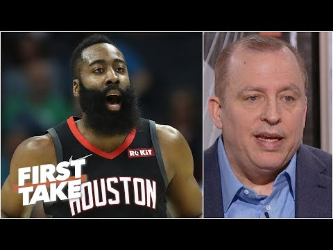 James Harden's poor playoff resume won't matter for 2019 - Tom Thibodeau l First Take