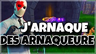 I TROLL THE ONE OF the BIG FORTNITE ARNAQUER SAUVER THE WORLD !!!