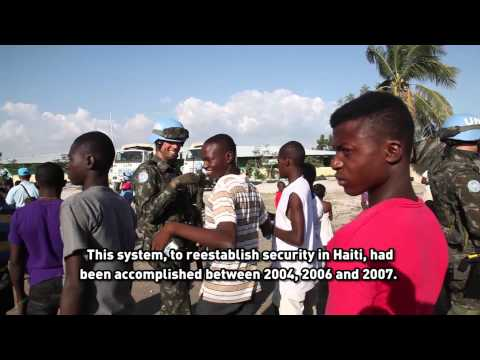 5 years after the earthquake, UN keeps supporting the reconstruction of Haiti