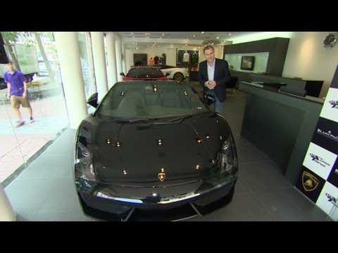 China S Luxury Car Market Sees Growth Youtube