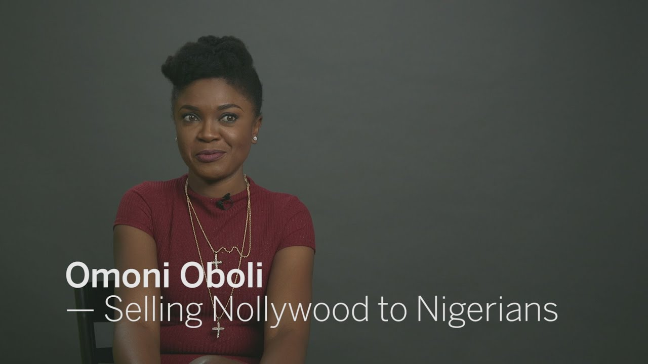 Download OMONI OBOLI Selling Nollywood to Nigerians