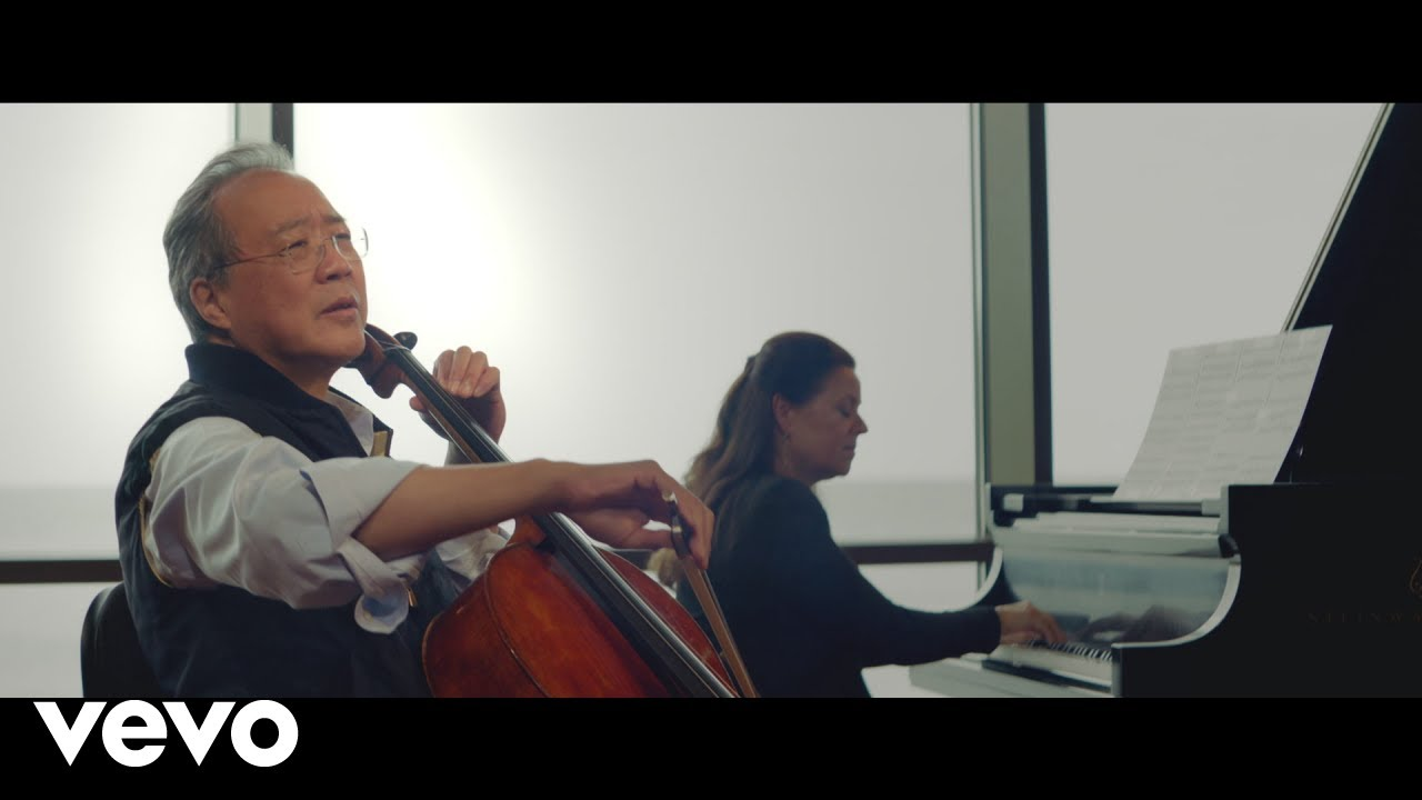Yo-Yo Ma, Kathryn Stott - Over the Rainbow (Official Video)